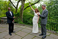 Central Park NYC wedding